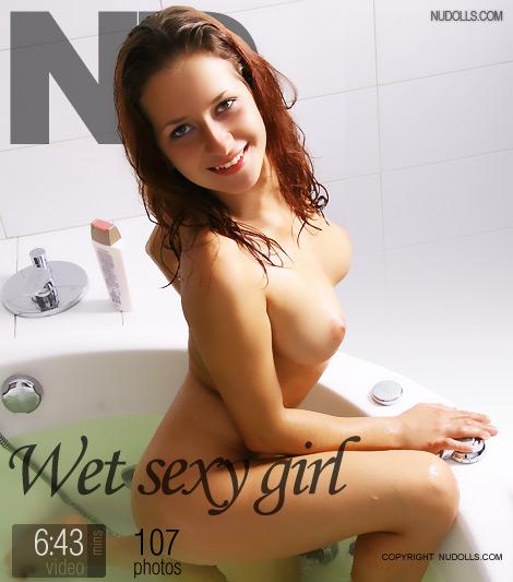 Wet Sexy Girl