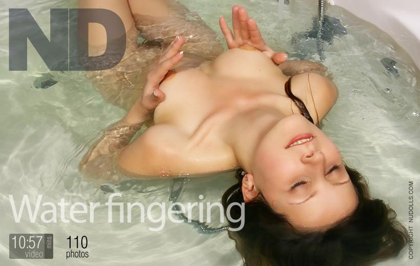 Water fingering