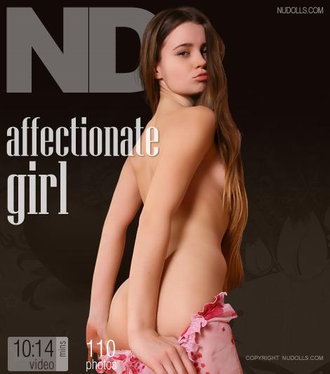 Affectionate Girl