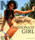 Passionate girl