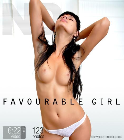 Favourable  girl