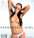 Favourable  girl