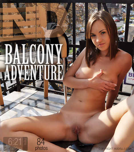 Balcony adventure