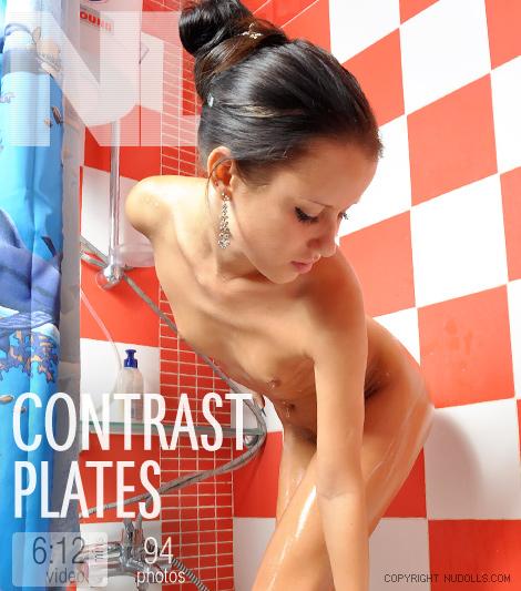 Contrast plates