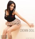 Crown doll